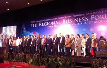 Indonesia Hosts First Ever International Business...
