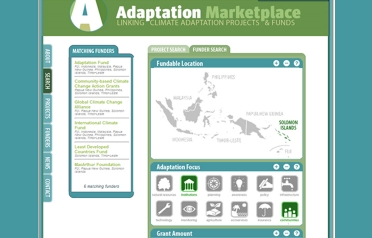 Coral Triangle Adaptation Marketplace