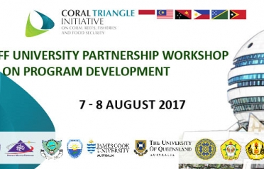 The CTI-CFF University Partnership Workshop on...