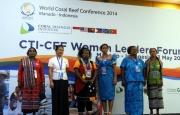 WLF grant awardees