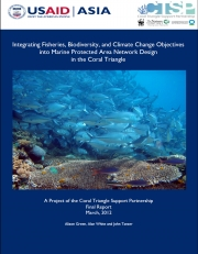 Study: Integrating Fisheries, Biodiversity, and Climate Change Objectives into Marine Protected Area Design in the Coral Triangle