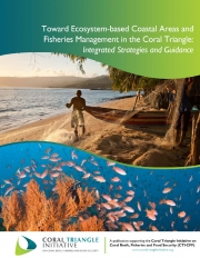 Guidelines: Toward Ecosystem-based Coastal Area and Fisheries Management in the Coral Triangle: