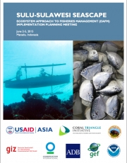Sulu-Sulawesi Seascape, Ecosystem Approach Fisheries Management (EAFM) Implementation Planning Meeting