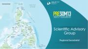SOM 13 - Session 10 - Cross-cutting Themes Report Presentations SAG