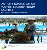Activity Report: CTI-CFF Women Leader's Forum Launch
